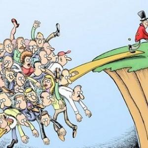 богатые и бедные американцы