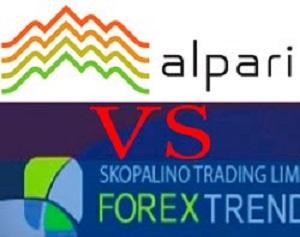 Forex Trend или Alpari, кто круче?