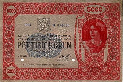 5000 крон