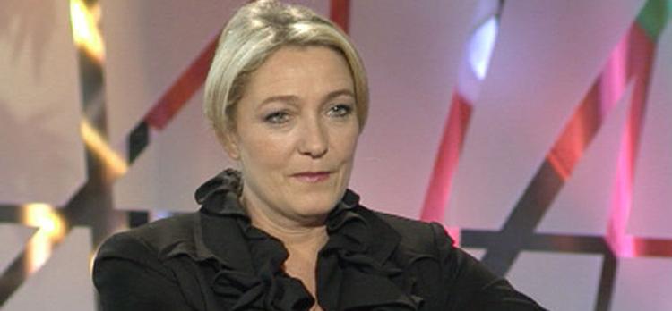 Французские «правые» получили кредит в одном из российских банков