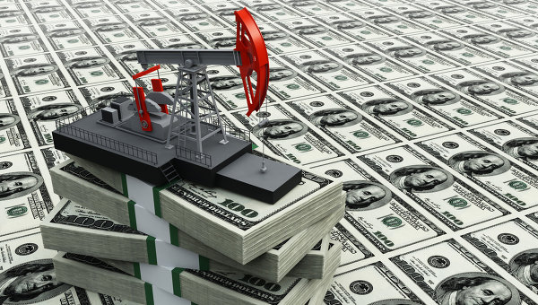 Цена на нефть — взлеты и падения