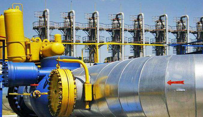 Украина переходит на европейский газ