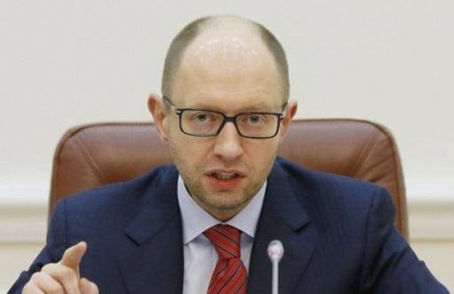 Яценюк отчитался перед международными партнерами
