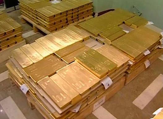 Запас зафиксирован: золото остается в стране