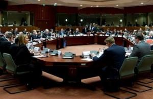 Заседание Совета ЕС