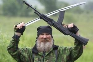 российские казаки-террористы