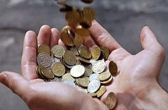 В третьем квартале 2014 года доходы украинцев возросли на 4,3%