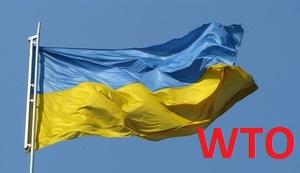 Украина не отказывается пересматривать условия своего членства в ВТО