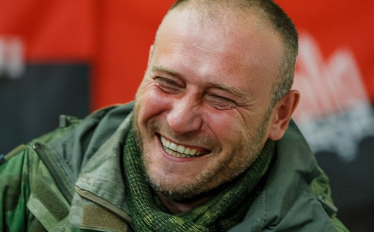 Нардеп Ярош получил ранение на Донбассе