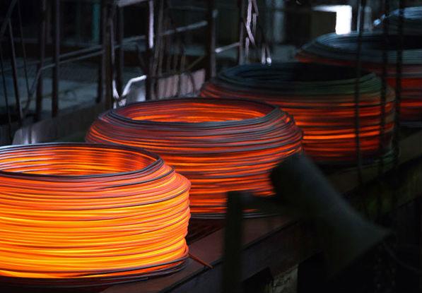 Выпуск металлургической продукции сократился
