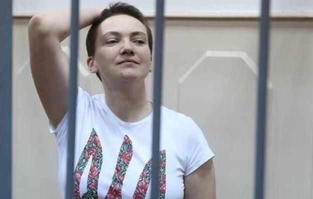 В Кремле исключают скорое освобождение Савченко