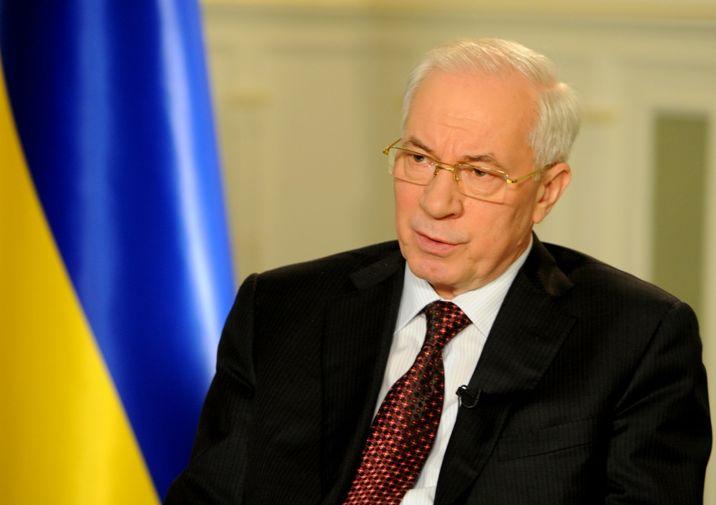Николай Азаров готов создать «альтернативное правительство»