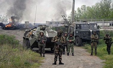 Боевые действия перемещаются под Мариуполь