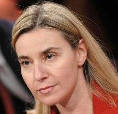 Федерика Могерини объяснила ситуацию с поставкой оружия Украине