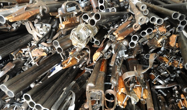Отменены налоги на все зарубежное оружие, кроме российского