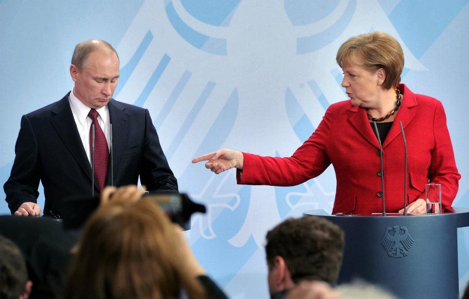 Владимир Путин выдвинул условия, на которых согласится встретиться в «нормандском формате»