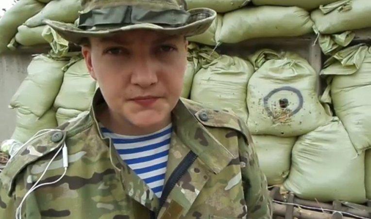СК РФ: Правозащитники провоцируют голодовку Надежды Савченко