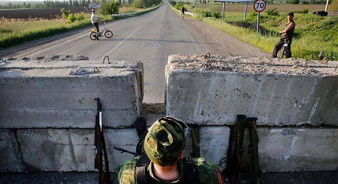 На российской границе отныне не принимают документы «Новороссии»