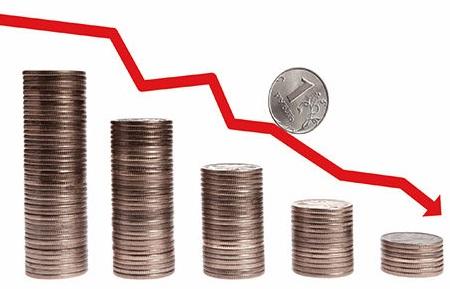 Аналитики предсказывают очередное падение рубля