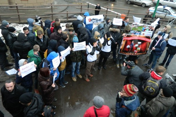Кто найдет виновных за сгон студентов на «Антимайдан» в России, - движение «Весна»