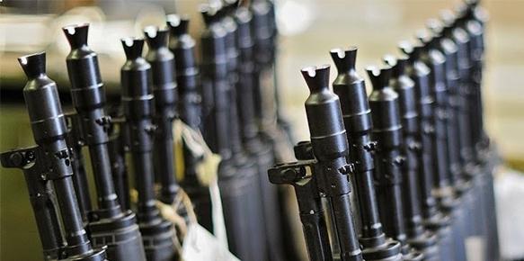 Парламент США сейчас рассматривает законопроект о поставках украинцам оружия