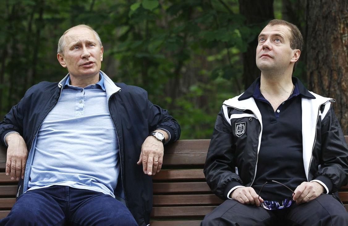 В Кремле готовится ротация?