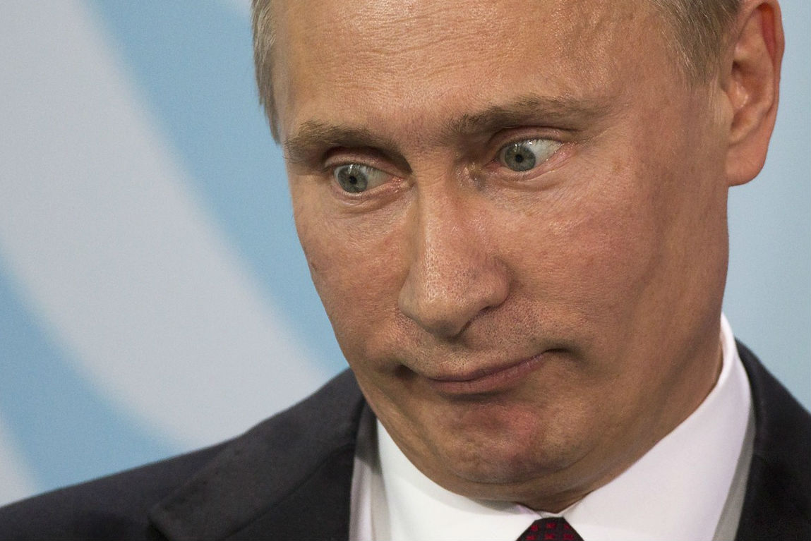 Штаты заморозили счета банков, принадлежащих людям из окружения Путина