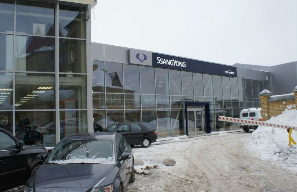 Корейская компания прекратила поставки своих автомобилей