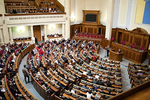 Парламент не поддержал «валютное» предложение Кабмина