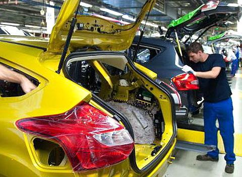 На российском заводе Ford объявлена забастовка
