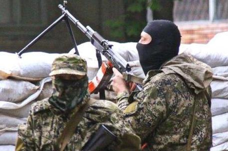 Военное ведомство РФ усилило боевиков