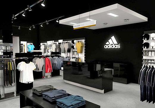 Адидас подвел промежуточные итоги: магазины в России закрываются