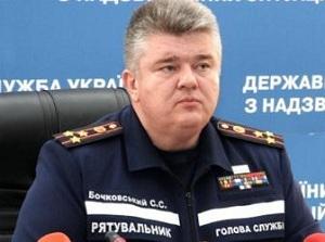 В Кабмине задержан глава ГСЧС