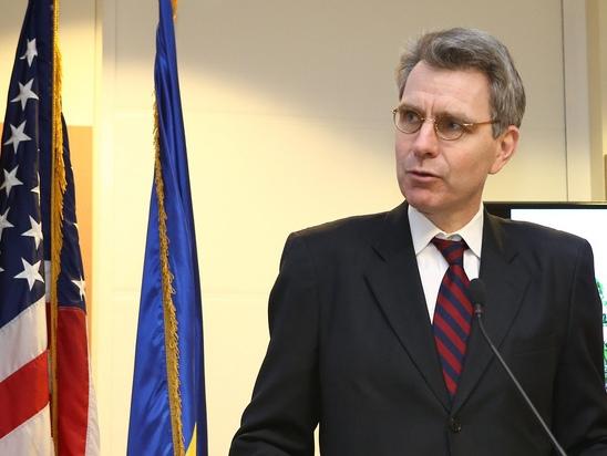 ФБР будет помогать Украине реформировать генпрокуратуру