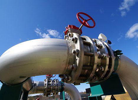 Импорт реверсного газа из Польши и Венгрии приостановлен