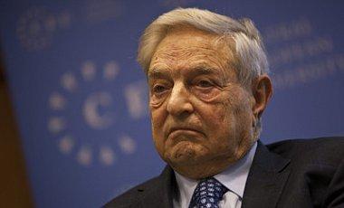 Джордж Сорос готов вложить деньги в Украину