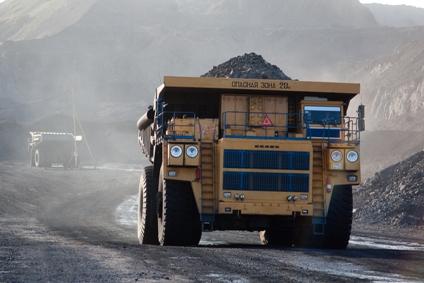 Добыча донецкого угля упала более, чем вдвое