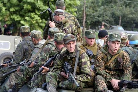 Где будут вербоваться добровольцы в армию Украины
