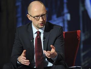 Украина начнет развиваться со следующего года, - Яценюк