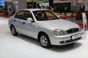 Самые доступные авто в Украине
