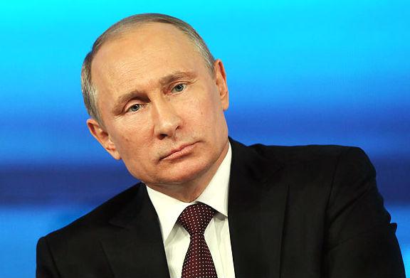 «Человеком года» по версии читателей Time стал В. Путин
