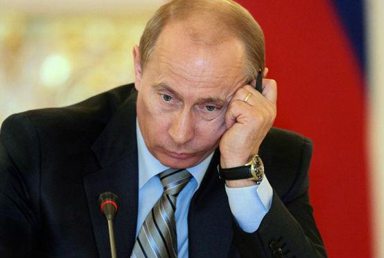 Путин признал, что из-за санкций РФ уже потеряла $160 миллиардов