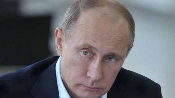 Путин в марте действительно болел
