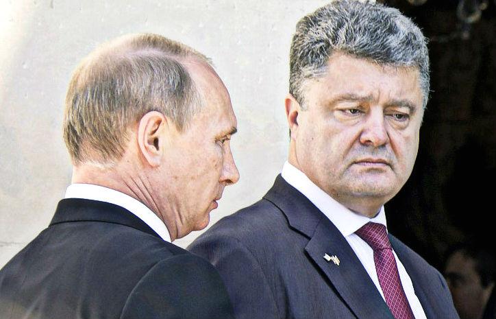СМИ: Порошенко якобы предлагал Путину Донбасс