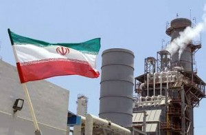 Первая иранская нефть отправлена в Китай