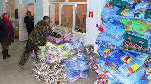 Гуманитарная помощь от США
