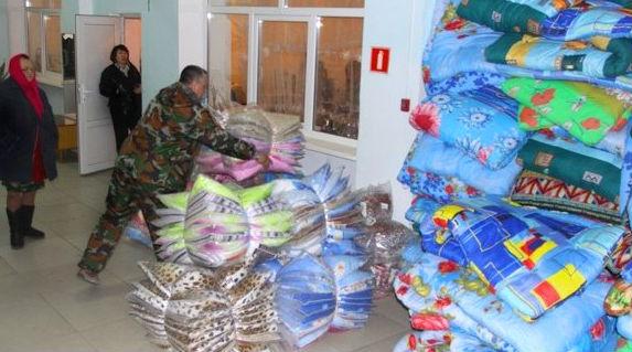 Штаты готовы предоставить Украине гуманитарную помощь