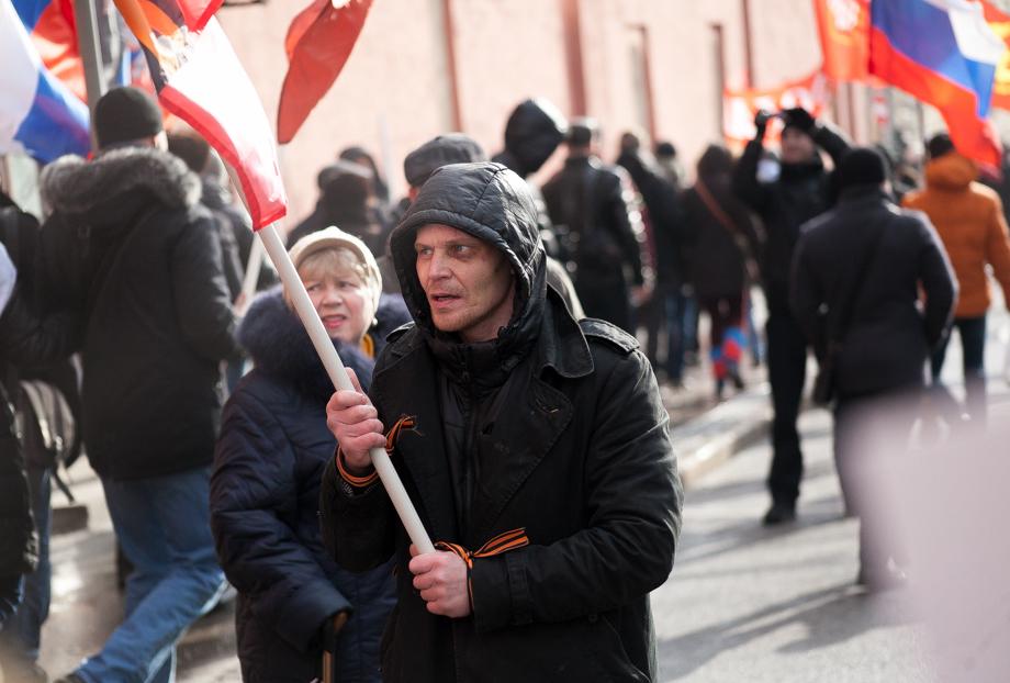 Законопроект о наказании за проплаченные митинги