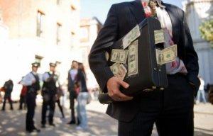 Отток денег из банков