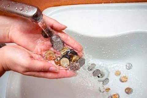 Изменения в тарифах на воду для населения. Все регионы.